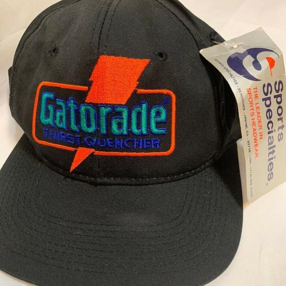 5d50e57b979ea Gatorade Thrist Quencher Vintage Snapback Hat